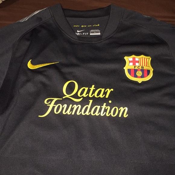quality design 073ed a3e60 Lionel Messi jersey black authentic original